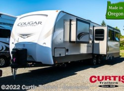 New 2018  Keystone Cougar Half-Ton 30rkswe by Keystone from Curtis Trailers in Beaverton, OR