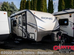 New 2018  Venture RV Sonic 190vrb by Venture RV from Curtis Trailers - Beaverton in Beaverton, OR