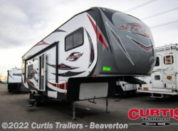 Used 2016  Forest River Stealth WA2812G by Forest River from Curtis Trailers in Portland, OR
