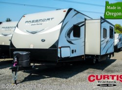 New 2018  Keystone Passport 2670bhwe by Keystone from Curtis Trailers - Beaverton in Beaverton, OR
