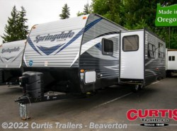 New 2019  Keystone Springdale West 282bhwe by Keystone from Curtis Trailers in Beaverton, OR