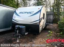 New 2018  Venture RV Sonic 231vrl by Venture RV from Curtis Trailers - Beaverton in Beaverton, OR