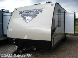 New 2017  Winnebago Minnie 2401RG by Winnebago from Dakota RV in Rapid City, SD