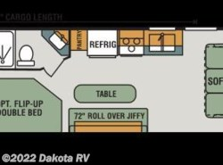 New 2017  K-Z Sportster 210TH by K-Z from Dakota RV in Rapid City, SD