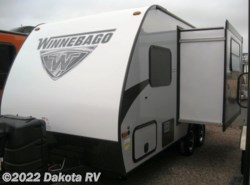 New 2019 Winnebago Micro Minnie 1808FBS available in Rapid City, South Dakota