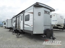 Used 2017 Forest River Wildwood DLX 402QBQ available in Troy, Ohio