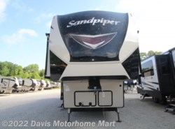 New 2019 Forest River Sandpiper 38FKOK available in Memphis, Tennessee