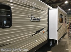New 2017  Shasta Oasis 26RL by Shasta from 83 RV, Inc. in Mundelein, IL