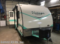 New 2017  Gulf Stream Vintage Cruiser 19ERD by Gulf Stream from 83 RV, Inc. in Mundelein, IL