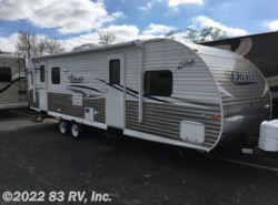 Used 2017  Shasta Oasis 26RL by Shasta from 83 RV, Inc. in Mundelein, IL