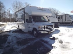 New 2017  Winnebago Minnie Winnie 22R by Winnebago from Diamond RV Centre, Inc. in West Hatfield, MA