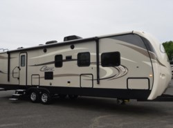 New 2018  Keystone Cougar 32FKB by Keystone from Diamond RV Centre, Inc. in West Hatfield, MA
