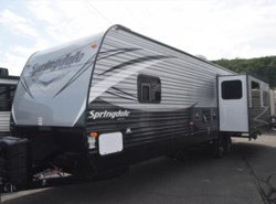 New 2018  Keystone Springdale 311RE by Keystone from Diamond RV Centre, Inc. in West Hatfield, MA