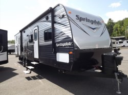 New 2018  Keystone Springdale 303BH by Keystone from Diamond RV Centre, Inc. in West Hatfield, MA