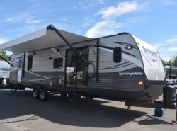 New 2018  Keystone Springdale 38FL by Keystone from Diamond RV Centre, Inc. in West Hatfield, MA