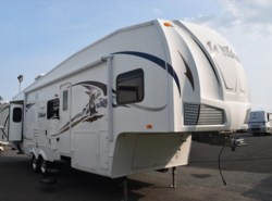 Used 2009  Forest River Wildcat 32QBBS