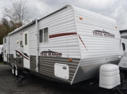 Used 2007  Heartland RV Trail Runner 320DBQ by Heartland RV from Diamond RV Centre, Inc. in West Hatfield, MA