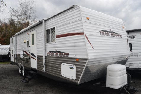 2007 Heartland  Trail Runner 320DBQ
