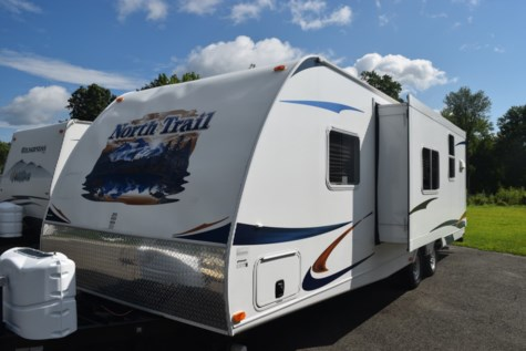 2011 Heartland  North Country NC 28BHSS