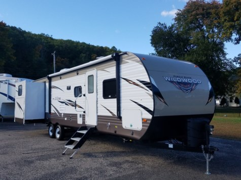 2019 Forest River Wildwood 31QBTS