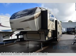Used 2016  Keystone Cougar 337FLS by Keystone from Dick Gore's RV World in Jacksonville, FL