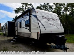New 2018  K-Z Sportsmen 322IK by K-Z from Dick Gore's RV World in Saint Augustine, FL