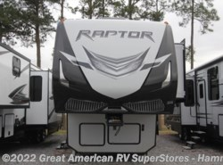 New 2017  Keystone Raptor 352TS by Keystone from Dixie RV SuperStores in Hammond, LA