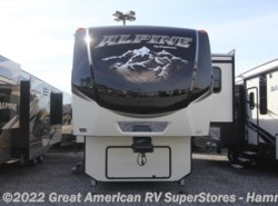 New 2017  Keystone Alpine 3401RS by Keystone from Dixie RV SuperStores in Hammond, LA