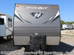 Used 2015  Keystone Hideout 27DBS by Keystone from Dixie RV SuperStores in Hammond, LA