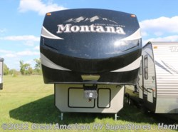 Used 2015  Keystone Montana High Country 353 RLS