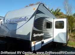 New 2016  Keystone Springdale 266RL by Keystone from Driftwood RV Center in Clermont, NJ