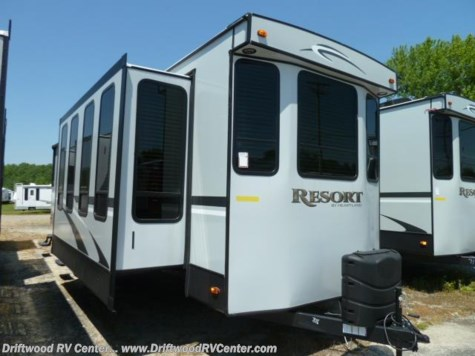 2017 Heartland RV Resort 340FE