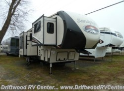 New 2017  Forest River Sandpiper 377FLIK by Forest River from Driftwood RV Center in Clermont, NJ