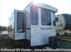 New 2017  Heartland RV Resort 340FE by Heartland RV from Driftwood RV Center in Clermont, NJ