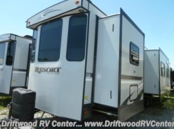New 2017  Heartland RV Resort 441QB by Heartland RV from Driftwood RV Center in Clermont, NJ