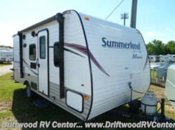 Used 2015  Keystone Springdale Summerland 1800BH by Keystone from Driftwood RV Center in Clermont, NJ