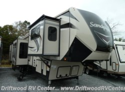 New 2018  Forest River Sandpiper 379FLOK by Forest River from Driftwood RV Center in Clermont, NJ