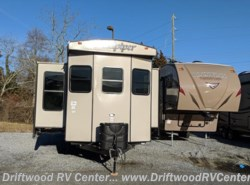 New 2018  Forest River Sandpiper Destination 401FLX by Forest River from Driftwood RV Center in Clermont, NJ