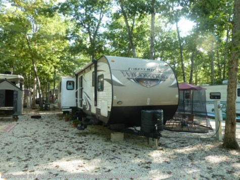 2015 Forest River Wildwood 38RLT