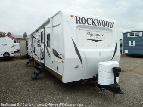 2014 Forest River Rockwood Signature Ultra Lite 8312SS