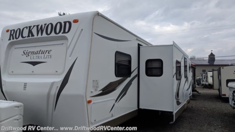 2012 Forest River Rockwood 8312SS