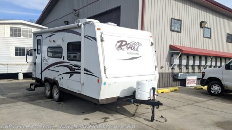 2015 Forest River Rockwood Roo 19