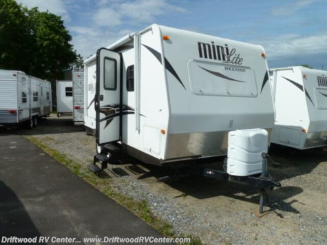2014 Forest River Rockwood Mini Lite 2104S