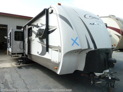 2011 Keystone Cougar High Country 321RES