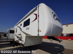 Used 2007  Forest River Cardinal 34QS by Forest River from All Seasons RV in Muskegon, MI