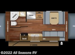 New 2018  Jayco Jay Feather X19H by Jayco from All Seasons RV in Muskegon, MI