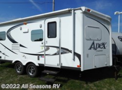 Used 2013  Coachmen Apex 201QBV by Coachmen from All Seasons RV in Muskegon, MI