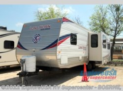 Used 2013  CrossRoads Longhorn LHT27RL Texas Edition