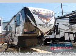 New 2018  Heartland RV Cyclone 4115 by Heartland RV from ExploreUSA RV Supercenter - BOERNE, TX in Boerne, TX