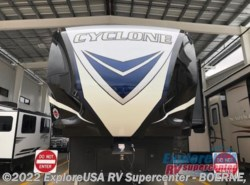 New 2019 Heartland  Cyclone 4005 available in Boerne, Texas